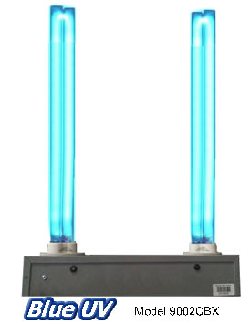 Blue UV Lights Purifier